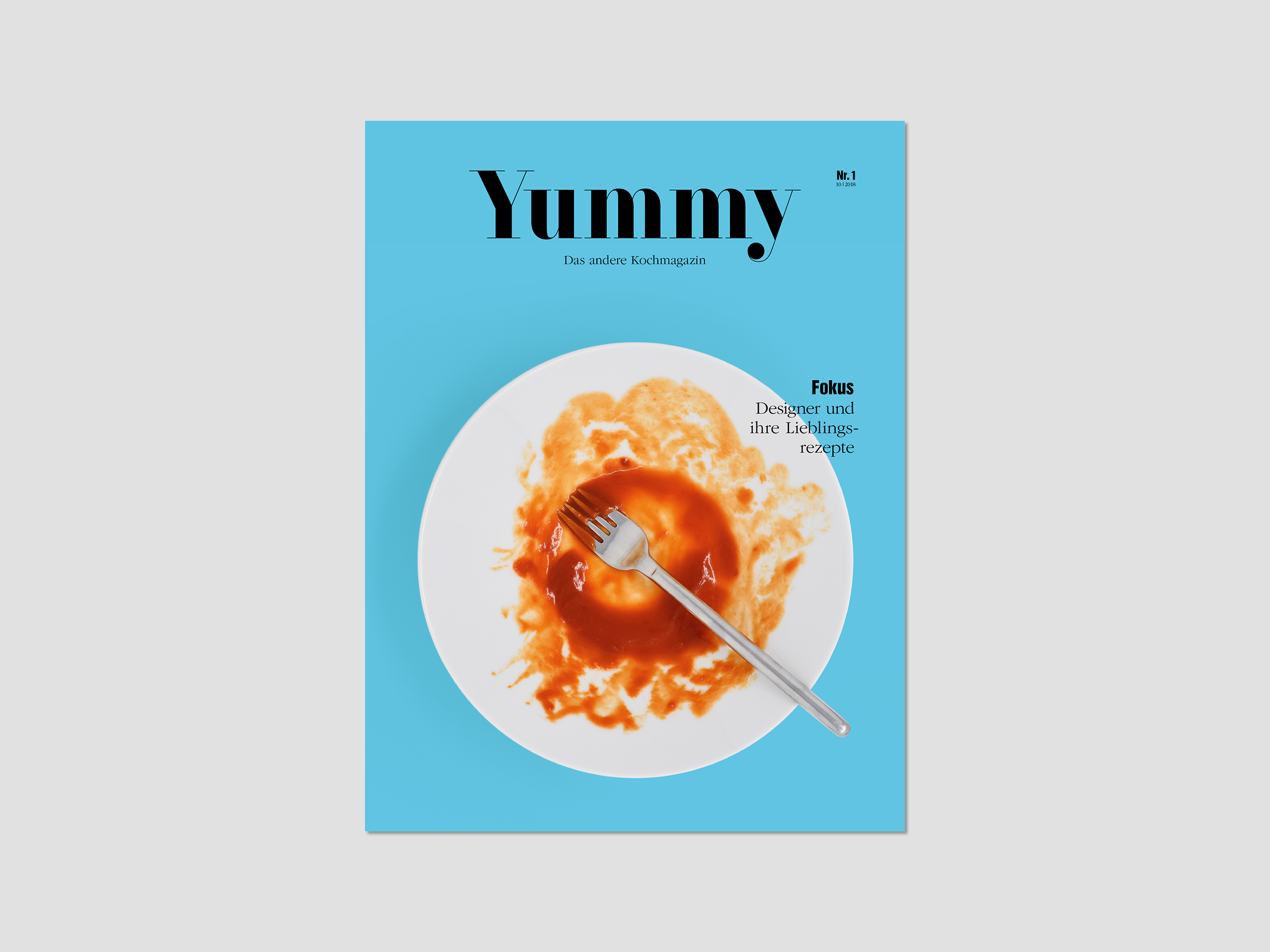 Yummy Covergestaltung